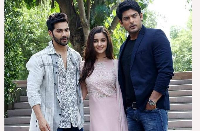 Wow! Is Siddharth Shukla teaming up with Varun Dhawan and Alia Bhatt for THIS project? - Tellychakkar