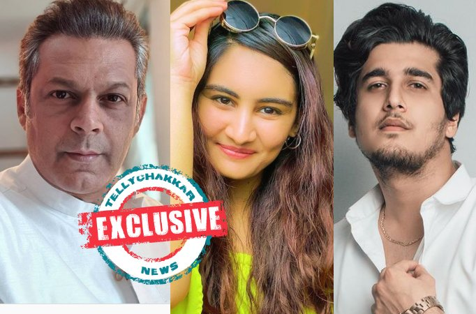 EXCLUSIVE! Nasir Khan, Vedika Bhandari and Bhavin Bhanushali roped in for a brand new net collection on the brand new digital platform The Flock