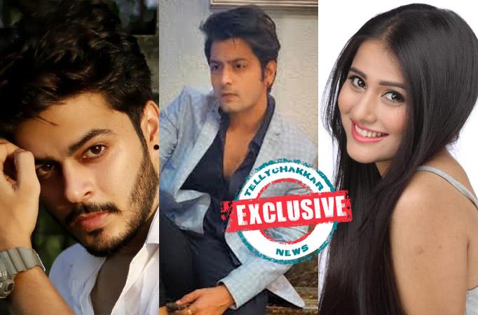 EXCLUSIVE! Yuvraj Pathak, Chirag Joshi and Payal Gupta luggage Dangal TV's present Crime Alert