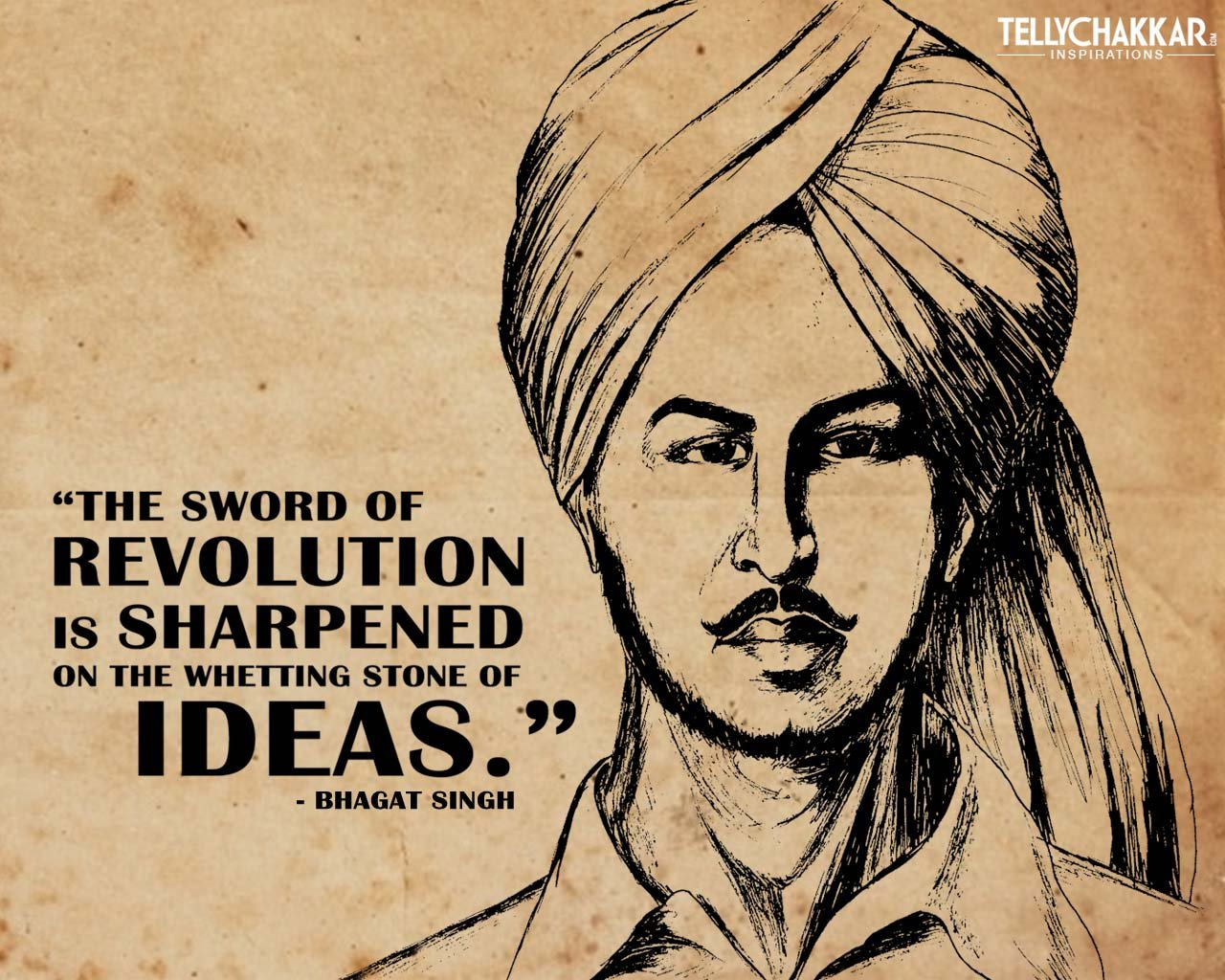 Bhagat Singh Wallpaper Mobile 25164 Loadtve