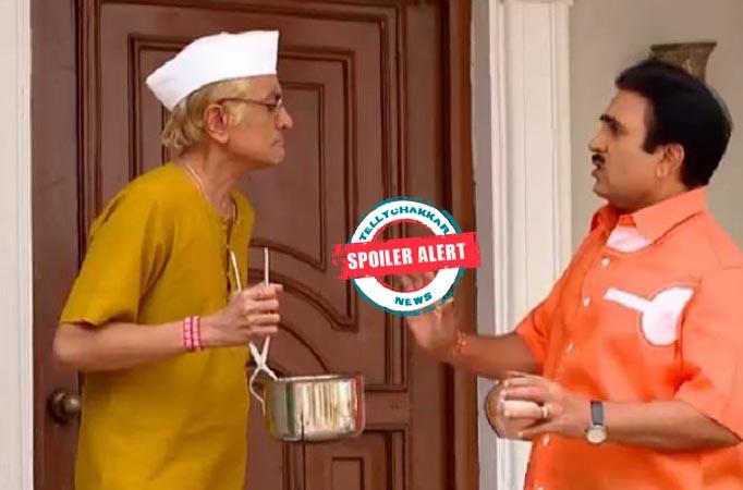 Jethalal and Bapuji's 'hide-and-seek' game in SAB TV's Taarak Mehta Ka Ooltah Chashmah