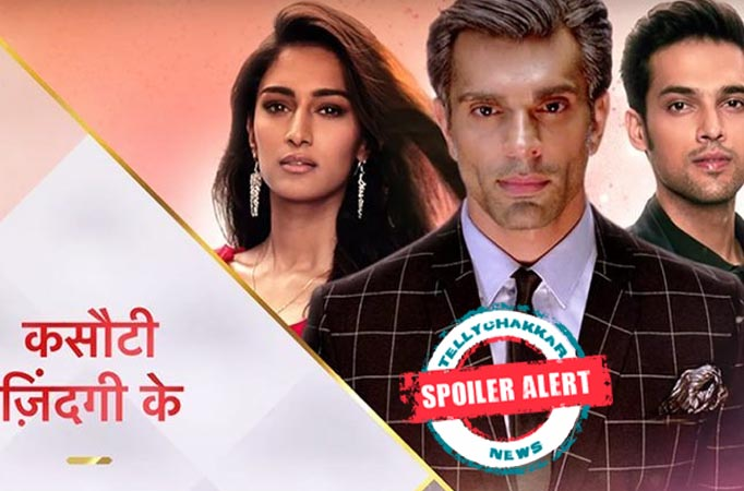 Kasauti Zindagi Kay: Anurag recklessly runs to save Prerna Komolika flop