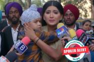 Choti Sardarni :  Sarabjit Meher Param's happy reunion overcome all odds