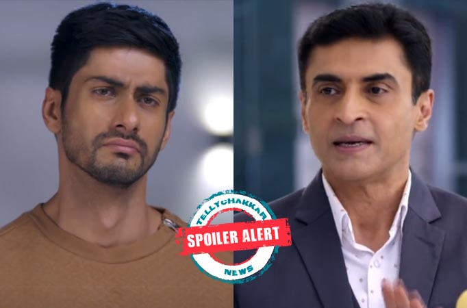 Sanjivani : Sid's shocking confrontation questions Shashank's fatherhood