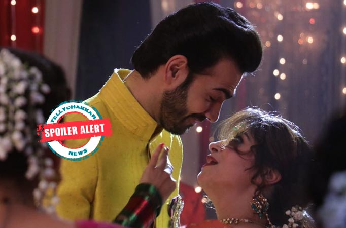 Sonakshi turns into Madhuri Dixit to impress Rohit in Star Plus' Kahaan Hum Kahaan Tum