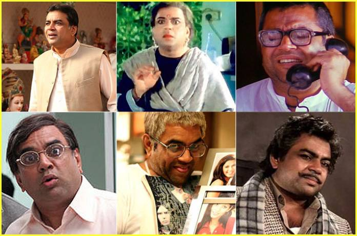Birthday Special: Paresh Rawal's Best 70mm Characters