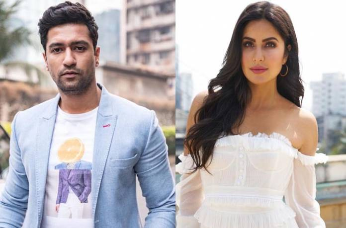 When Vicky Kaushal couldn't stop blushing after a fan called him 'husband material'; what Katrina Kaif has to say?