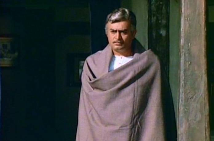 Did you know who was the original choice for Thakur's role in Sholay?