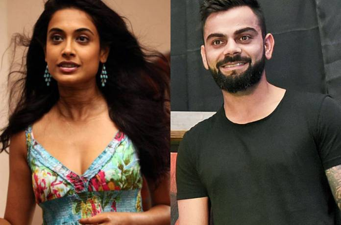Here is how actress Sarah Jane Dias's father reacted on her link-up rumours  with Virat Kohli surfaced, the actress revealed