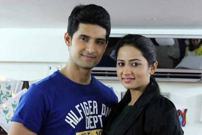 Ravi Dubey And Sargun Mehta In Nach Baliye
