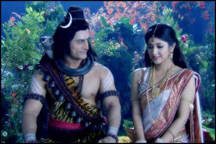 Shiv takes Parvati to the Amarnath caves to give birth to a son in Devon Ke  Dev... Mahadev