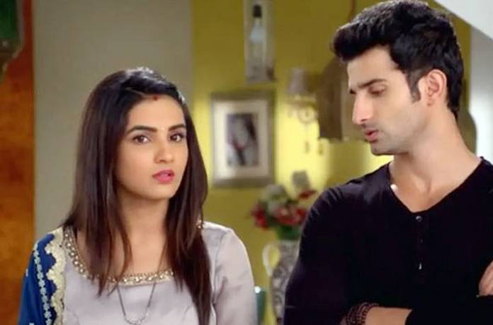 Romance' in a locked house for Kunj and Twinkle in Zee TV's Tashan ...