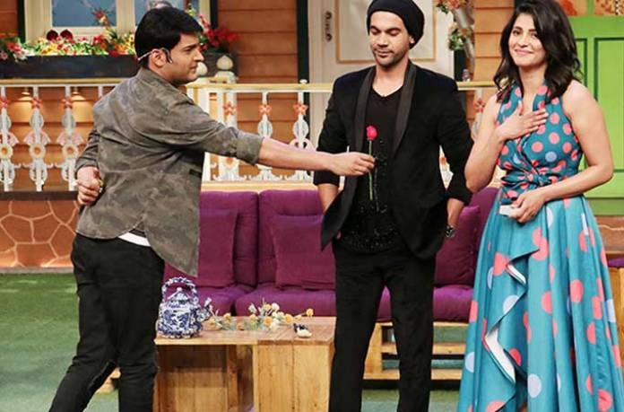 Kapil Sharma try to flirt