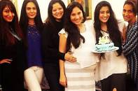 Kanchi Kaul's friends host a surprise baby shower!