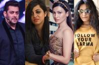 Salman lashes out at Arshi; Gauahar and Kamya react