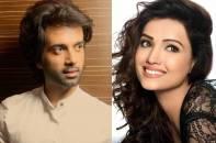 Arhaan Behl and Adaa Khan