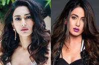 WHAT! Erica Fernandes and Hina Khan have a MAJOR FIGHT on the sets of Kasautii Zindagii Kay...
