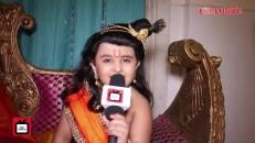 Chit chat with little Krishna Nirnay Samadhiya