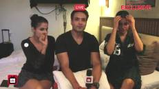 Seven seconds with Iqbal, Additi and Chhavi