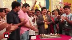 Celebration time on the sets of Taarak Mehta
