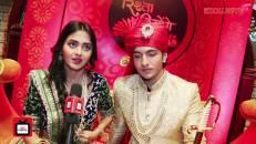Tejasswi and Rohit speak about their characters in Rishta Likhenge Hum Naya