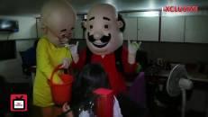 Motu- Patlu pull a prank on team TellyChakkar