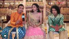 """Sumedh, Mallika and Basant shares""""the most notorious' from the sets of RadhaKrishn"""
