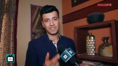 Anupam Kher had advised me to try acting seeing my stint on a theater stage- Karanvir Sharma