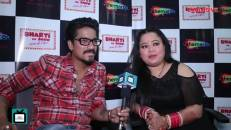 Bharti Singh throws an Open Challenge for the comedians; says she awaits tough competition