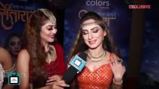 Soni, Laveena, & Falaq talk about their show Sitara
