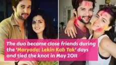 Raqesh and Ridhi confirms the news about separation