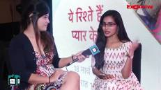 Rhea Sharma turns a rapper for Yeh Rishte Hain Pyaar Ke and opens up about working with Shaheer