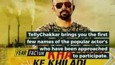 Karan Patel, Karishma Tanna, Pooja Banerjee, and others in Colors' KKK10?