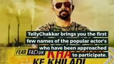 Karan Patel, Karishma Tanna, Pooja Banerjee, and others in Colors' KKK10?