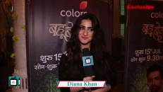 Actors review the first episode of Colors Bahu Begum