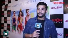 Director Lakshaya Raj Anand talks about the cast of 'The Holiday'