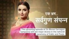 Major drama in Ek Bhram Sarvagun Sampana; Kabir's game to end