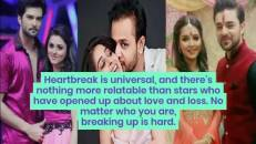 Recent BREAKUPS in television that shocked us