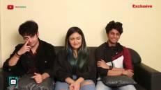 Quick 15 with TikTok stars Ashika Bhatia, Rahul Lakhanpal and Ansh Manuja