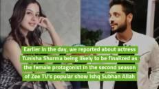 Ishq Subhan Allah Season 2 I Adnan Khan & Tunisha Sharma to be paired together in Season 2