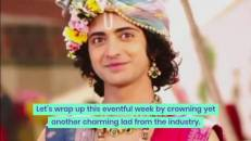 RadhaKrishn's Krishna aka Sumedh Mudgalkar is the Insta King for the week