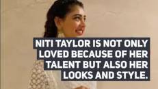 Guess whats / who is Niti Taylor's favourite possession