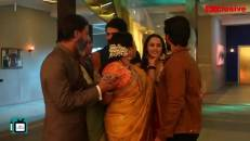 BTS from the sets of Star Plus' Nazar