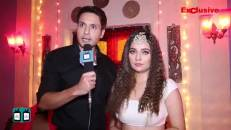 Mansi Srivastava and Iqbal Khan share secrets about each other while working together