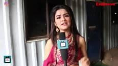 BTS moments between Avneet-Siddharth from the sets of Aladdin Naam Toh Suna Hoga
