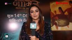 Jasmin Bhasin 'Spills the beans' about Naagin4 co-stars Nia, Vijeyandra and Sayantani