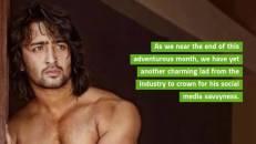 Yeh Rishtey Hain Pyaar Ke, Abeer aka Shaheer Shaikh is the Inst King for the week