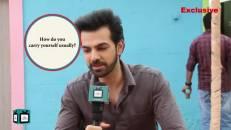 Kahaan Hum Kahaan Tum's Dr. Rohit aka Karan V Grover shares his fashion mantra