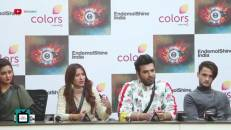 Uncut-undekha from the Bigg Boss 13 members and media interaction