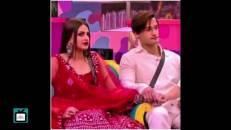 Himanshi Khurana dedicates her new song to Asim Riaz?